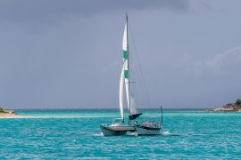 Sail Beluga charters Turks and Caicos